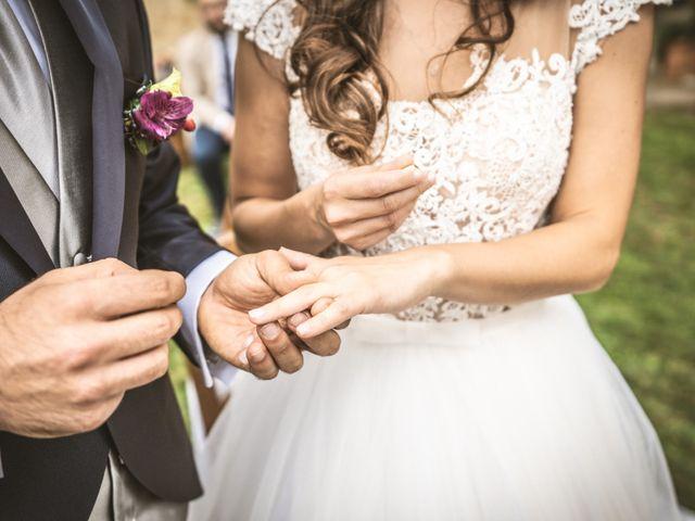 Il matrimonio di Sara e Giovanni a Pienza, Siena 20