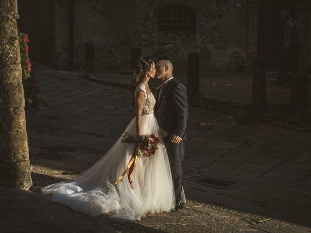 Il matrimonio di Sara e Giovanni a Pienza, Siena 33