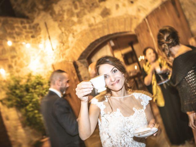 Il matrimonio di Sara e Giovanni a Pienza, Siena 42