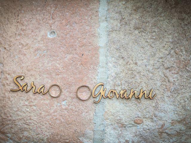 Il matrimonio di Sara e Giovanni a Pienza, Siena 46