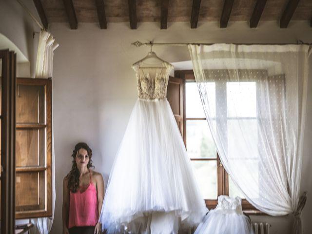 Il matrimonio di Sara e Giovanni a Pienza, Siena 52