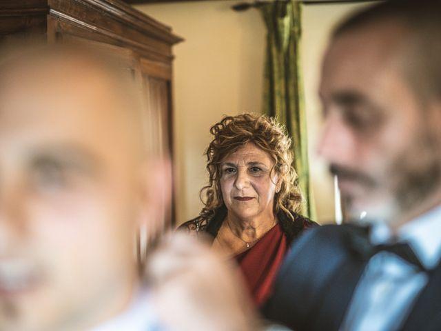 Il matrimonio di Sara e Giovanni a Pienza, Siena 57