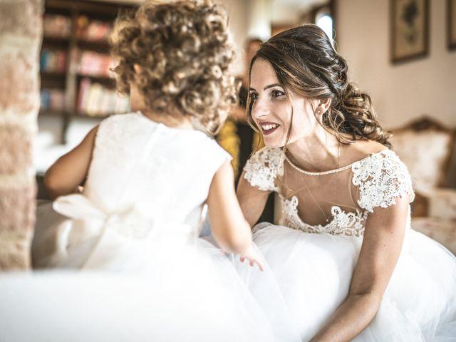 Il matrimonio di Sara e Giovanni a Pienza, Siena 58