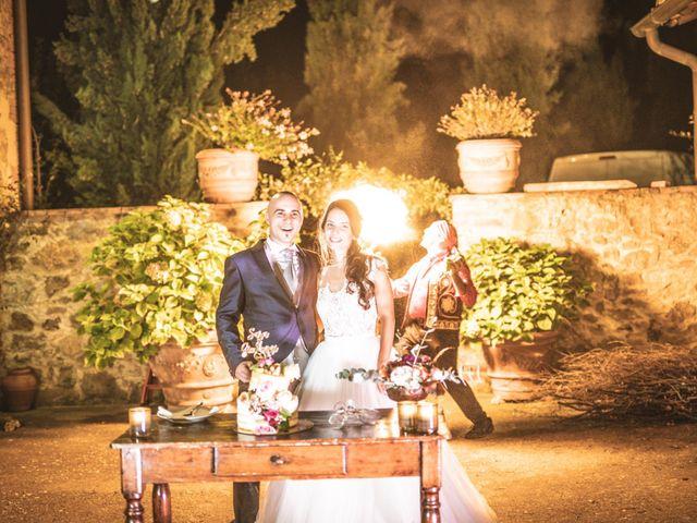 Il matrimonio di Sara e Giovanni a Pienza, Siena 77
