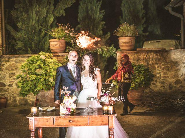 Il matrimonio di Sara e Giovanni a Pienza, Siena 78