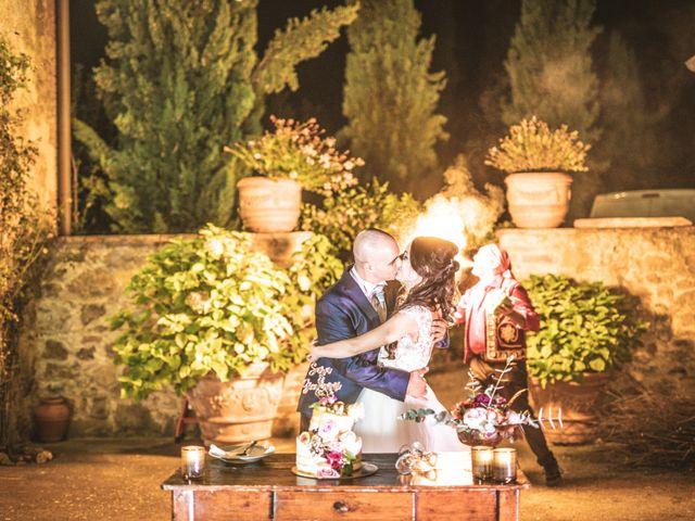 Il matrimonio di Sara e Giovanni a Pienza, Siena 79