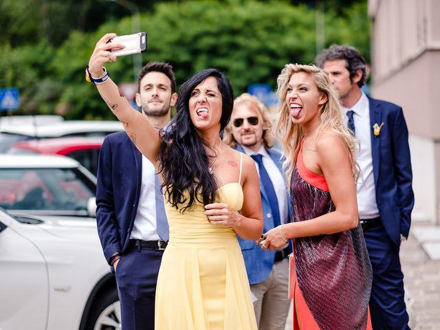 Il matrimonio di Michael e Francesca a Biella, Biella 24