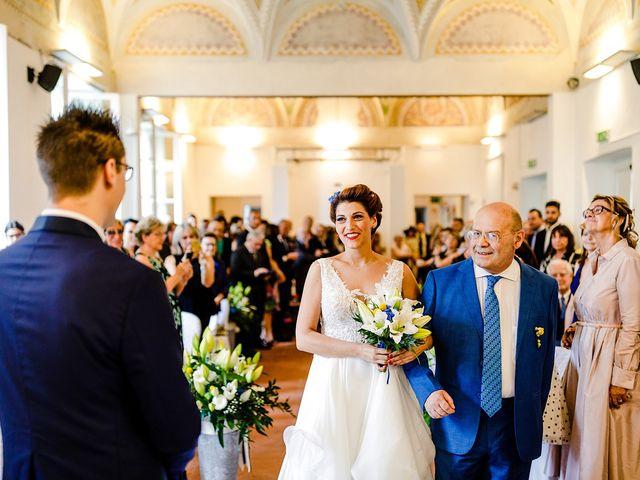 Il matrimonio di Michael e Francesca a Biella, Biella 28