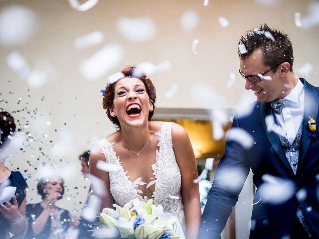 Il matrimonio di Michael e Francesca a Biella, Biella 32