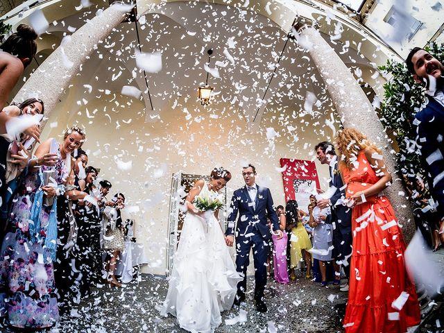 Il matrimonio di Michael e Francesca a Biella, Biella 33
