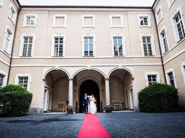 Il matrimonio di Michael e Francesca a Biella, Biella 34