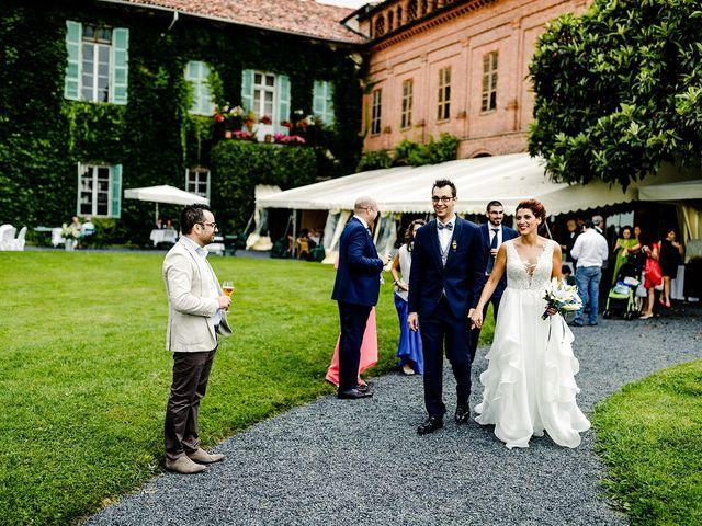 Il matrimonio di Michael e Francesca a Biella, Biella 35