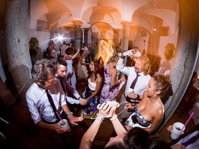 Il matrimonio di Michael e Francesca a Biella, Biella 52