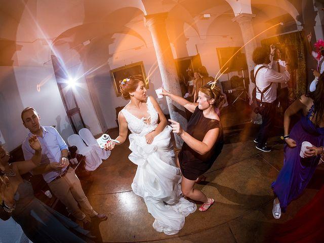 Il matrimonio di Michael e Francesca a Biella, Biella 53
