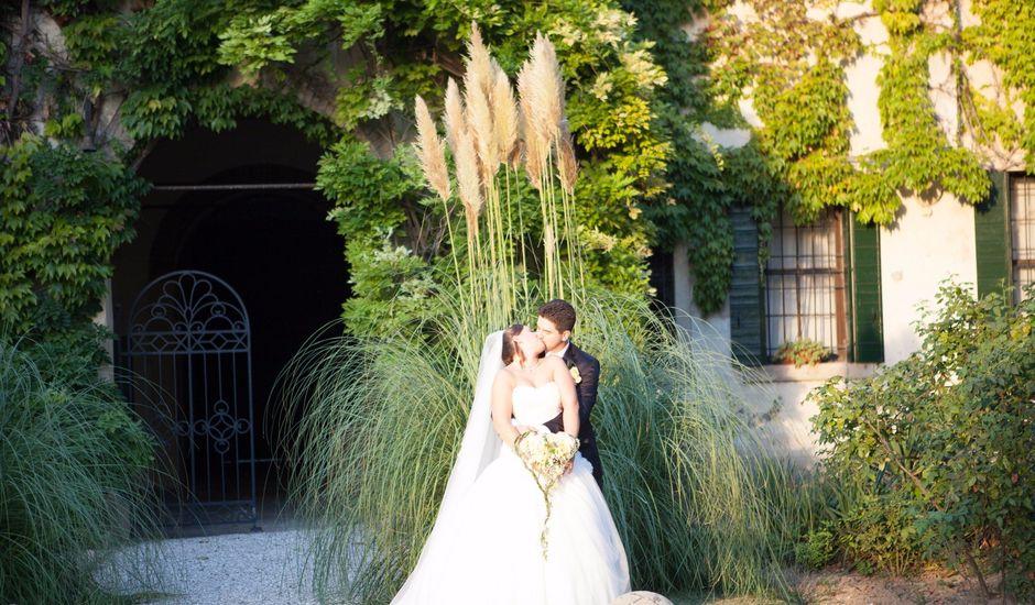 Il matrimonio di Davide e Aurora a Abano Terme, Padova