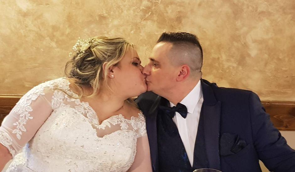 Il matrimonio di Antonio  e Chiara a Pescia, Pistoia