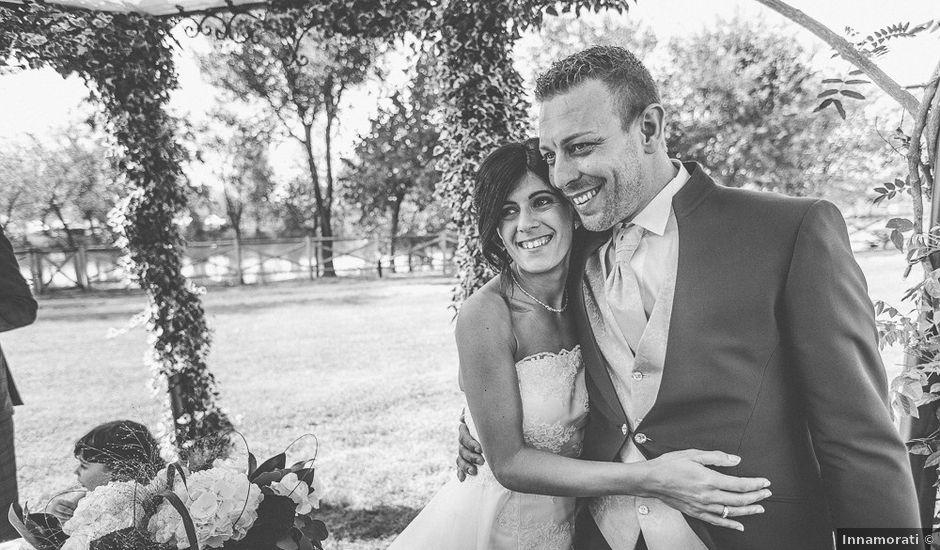 Il matrimonio di Manuele e Sabrina a Erbusco, Brescia