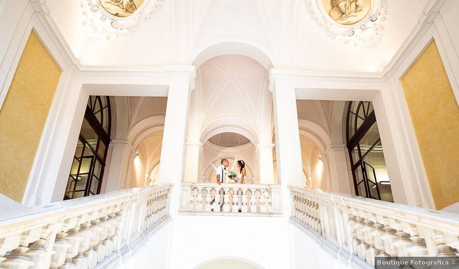 Il matrimonio di Luca e Andrea a Ostra Vetere, Ancona