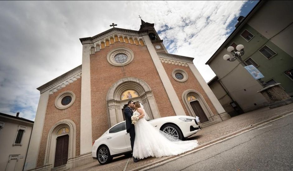 Il matrimonio di Giovanni  e Tiziana  a Gessate, Milano