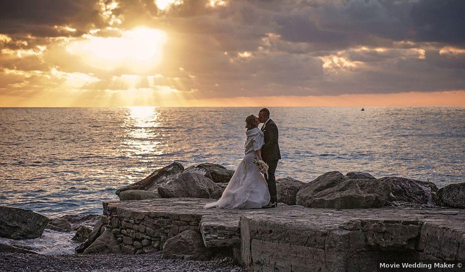 Il matrimonio di Tommy e Simona a Camogli, Genova