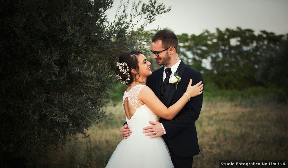 Il matrimonio di Simone e Clarissa a Stignano, Reggio Calabria