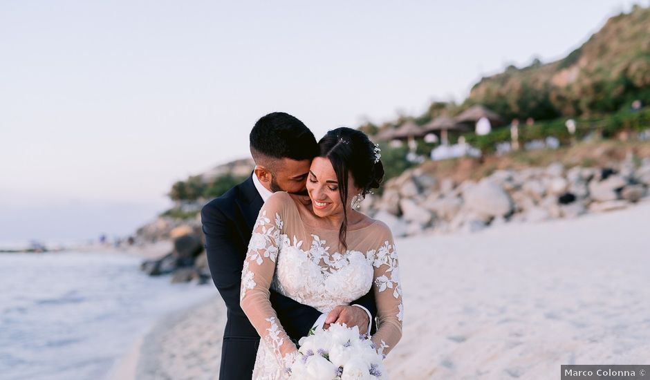 Il matrimonio di Angelo e Federica a Tropea, Vibo Valentia