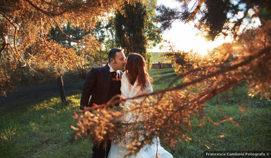 Il matrimonio di Giacomo e Clara a Ozieri, Sassari
