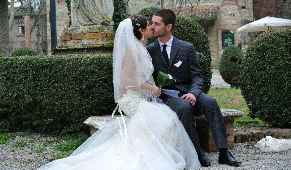 Il matrimonio di Elona e Enrico a Piacenza, Piacenza