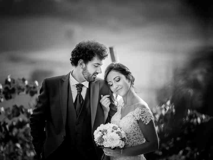le nozze di Maria Cristina e Marco