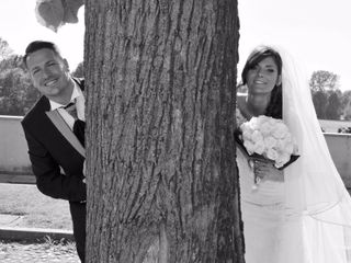 Le nozze di Titti e Alessio