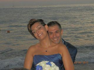 Le nozze di Samantha e Mattia