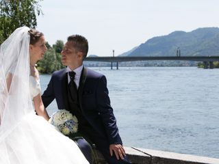 Le nozze di Paola e Eros