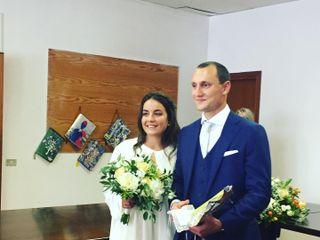 Le nozze di Luciana  e Simone