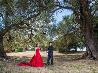 Le nozze di Stefano e Maura 1