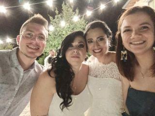 Le nozze di Monica e Martina