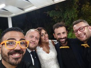Le nozze di Vito e Stefania