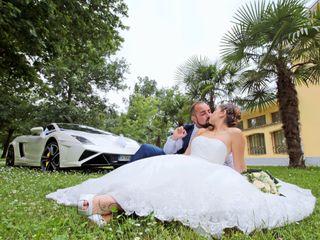 Le nozze di Alessia e Amedeo