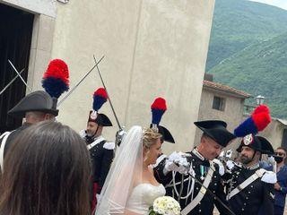 Le nozze di Mariagrazia  e Gianluca  1