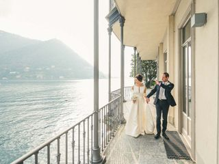 Le nozze di Helena e Umberto