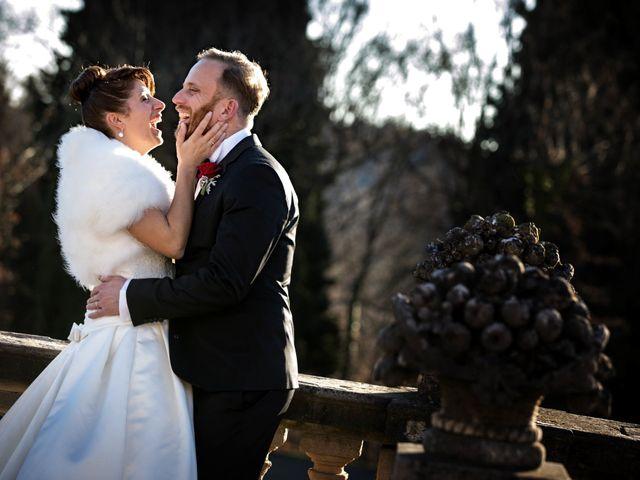 Le nozze di Erika e Marcello