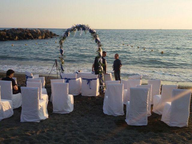 Il matrimonio di Mattia e Samantha a Genova, Genova 1