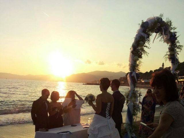 Il matrimonio di Mattia e Samantha a Genova, Genova 8