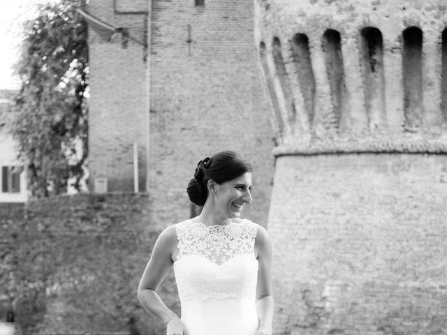 Il matrimonio di Andrea e Elena a Fontevivo, Parma 4
