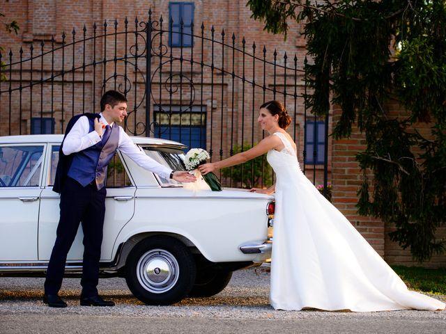 Il matrimonio di Andrea e Elena a Fontevivo, Parma 12
