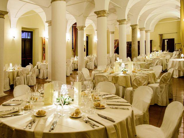 Il matrimonio di Andrea e Elena a Fontevivo, Parma 14
