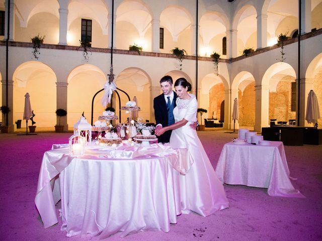 Il matrimonio di Andrea e Elena a Fontevivo, Parma 20