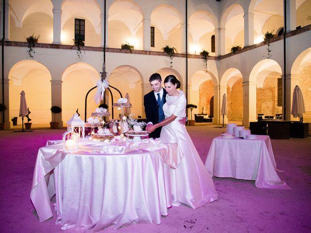 Il matrimonio di Andrea e Elena a Fontevivo, Parma 21
