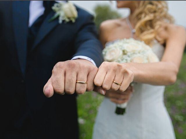 Il matrimonio di Luca e Francesca a Novara, Novara 4