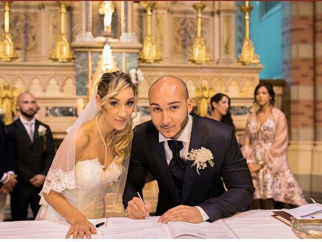 Il matrimonio di Luca e Francesca a Novara, Novara 5