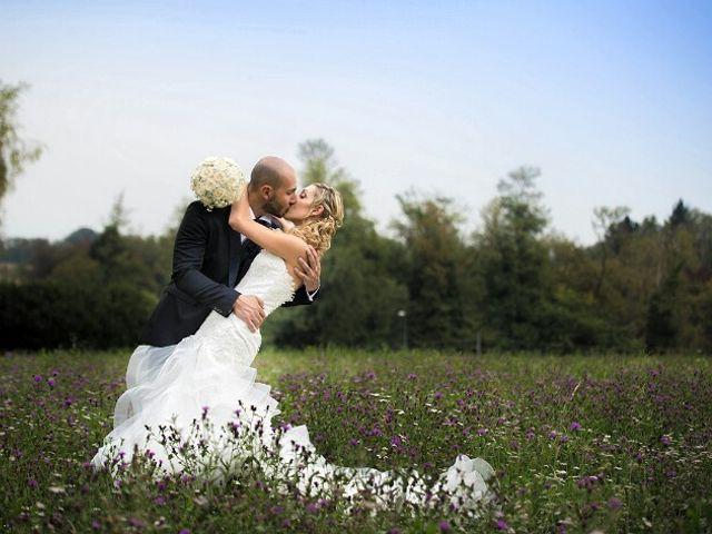Il matrimonio di Luca e Francesca a Novara, Novara 1
